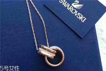 施华洛世奇项链什么材质 不是纯天然水晶