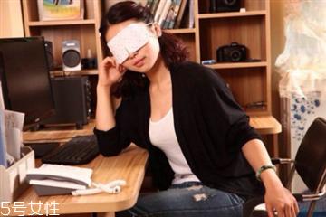 蒸汽眼罩为什么会发热 蒸汽眼罩发热原理