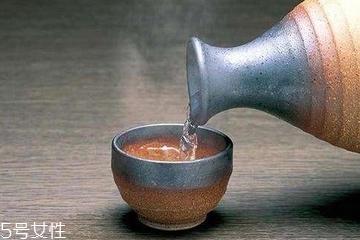 清酒是甜的吗 关于清酒的味道