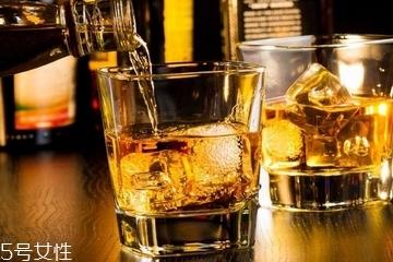 威士忌多少度 度数不止一个
