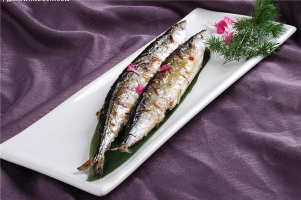 秋刀鱼的营养价值