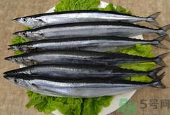 秋刀鱼的营养价值是什么?秋刀鱼的功效与作用