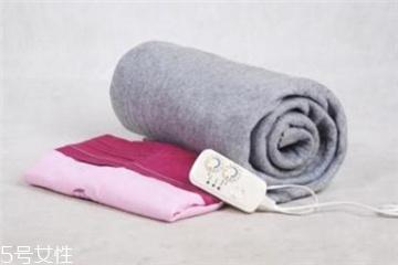 电热毯可以折叠吗 会影响线路