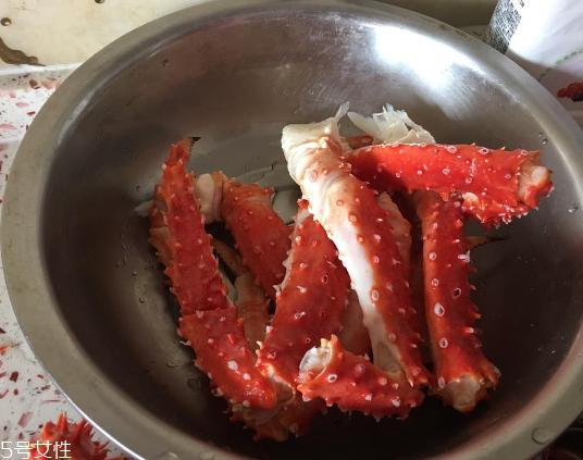 帝王蟹死了还能吃吗 没有变质就可以