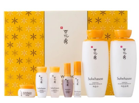 韩国好用的护肤品套盒推荐 最受欢迎的护肤套装