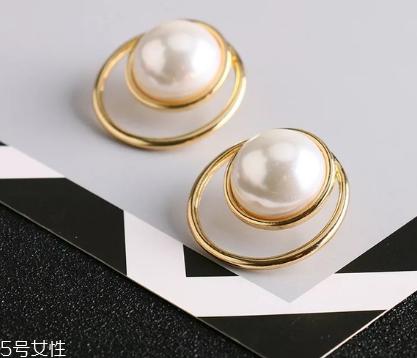珍珠耳环怎么清洗 这样做就对了