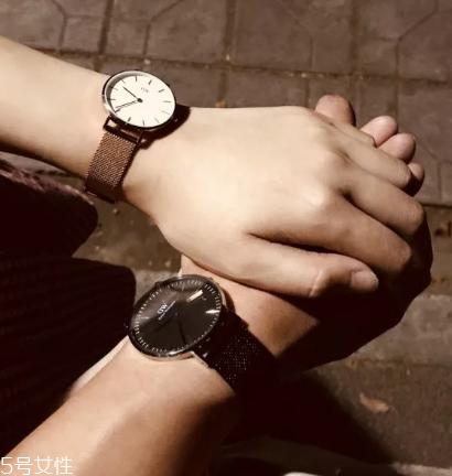 dw手表为什么没有秒针 品牌独特之处