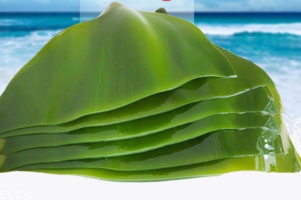海带为什么会变色