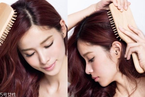 头发怎么洗不掉发 3步骤洗出超多发量