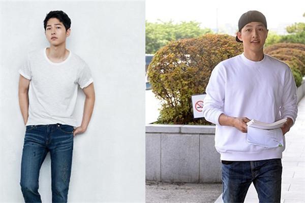 男生穿白t恤好看吗 穿白T可以这么帅