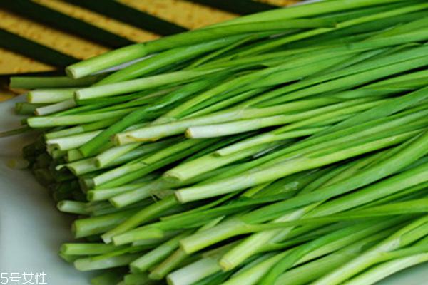 韭菜为什么难消化 膳食纤维在作怪