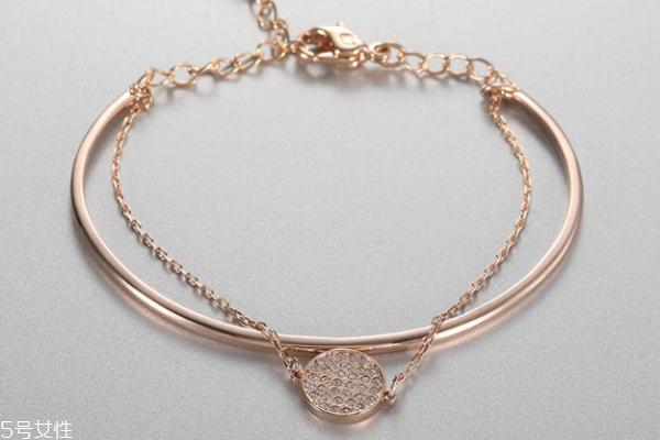 施华洛世奇ginger手链多少钱 手镯和手链的完美融合