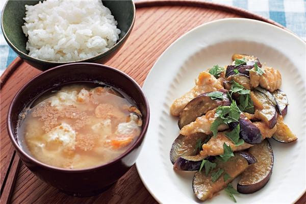 姜汁味噌茄子鸡怎么做好吃