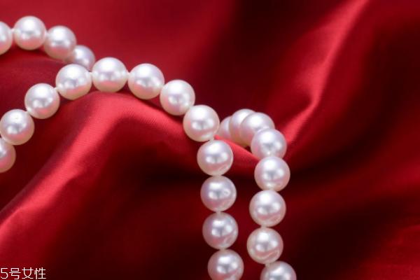 珍珠项链用什么线穿 质量牢靠很重要