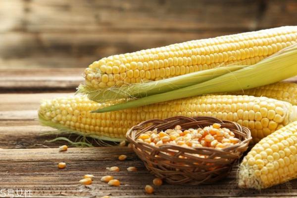 多吃玉米身体好 有效预防各种癌症