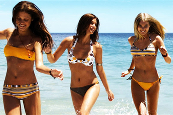 最有心机的星座女top5 泳装小心机