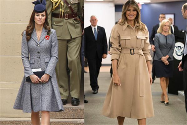初秋上班穿什么 3款裙优雅又气质