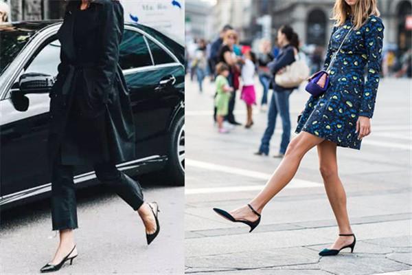 上班族穿什么鞋女 干练又时髦的鞋款