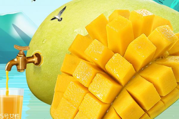 芒果为什么会过敏 因为这些物质