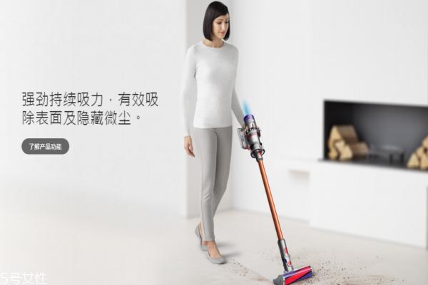 戴森吸尘器怎么样 高科技产品