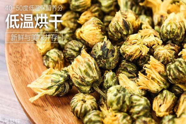 夏天喝什么菊花茶好 各个品种都适合