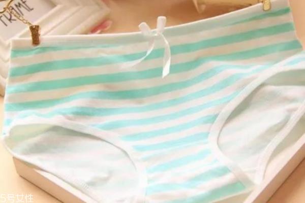 纯棉内裤什么颜色好 浅色系更健康