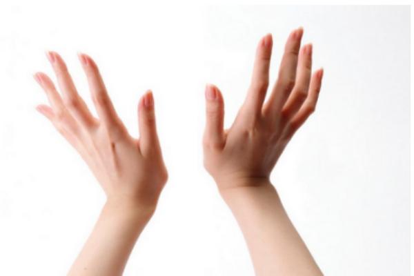 怎么让手指变细变长 手指长度决定性格