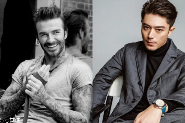 2018男士流行什么发型 3款发型帅到飞起