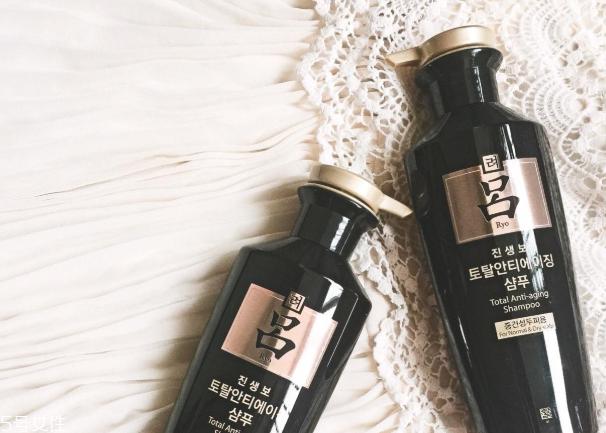 酸性洗发水适合护色吗 非常适合烫染发质
