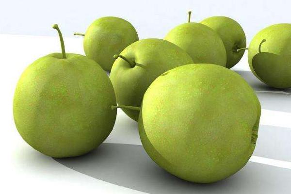 青梨子是没成熟的黄梨子吗?买的时候从三方面选择