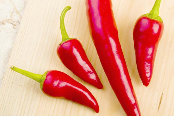多吃红辣椒有什么好处?红辣椒和青辣椒区别大