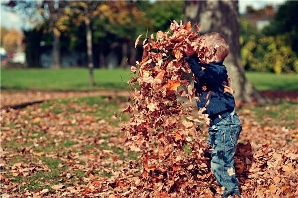 如何培养孩子热爱大自然