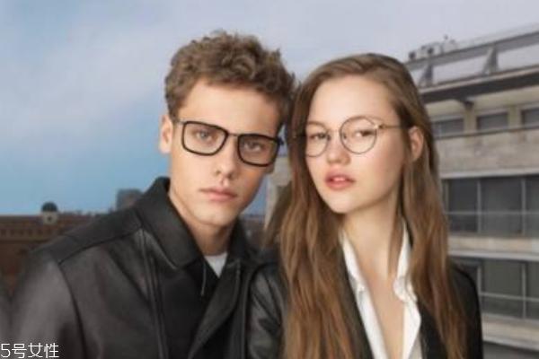 trussardi眼镜价格 轻奢级别眼镜