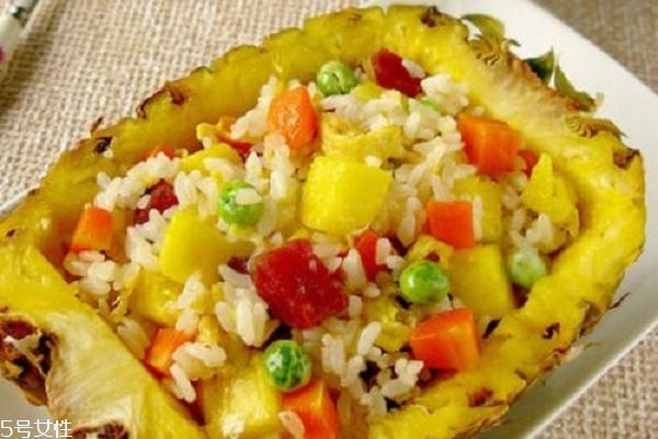 菠萝减肥法是什么 越吃越瘦