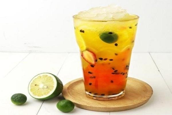 水果茶怎么做 营养又好喝