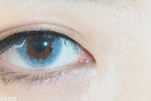 开眼头眼线怎么画 开眼角眼线画法