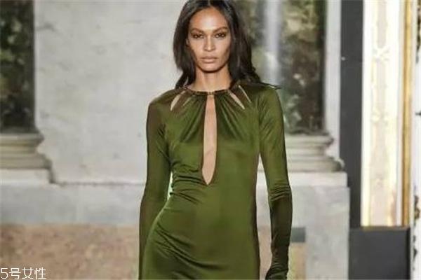 橄榄绿是什么颜色 时髦前卫的代表色