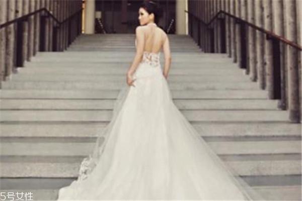 白色婚纱代表什么 纯洁无瑕的爱