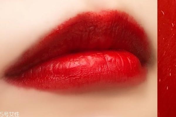复古红口红图片 这款超正的