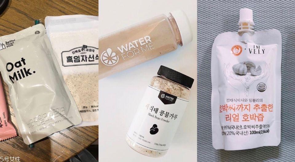 韩星减肥菜单大公开 韩国男女都吃这些维持身材
