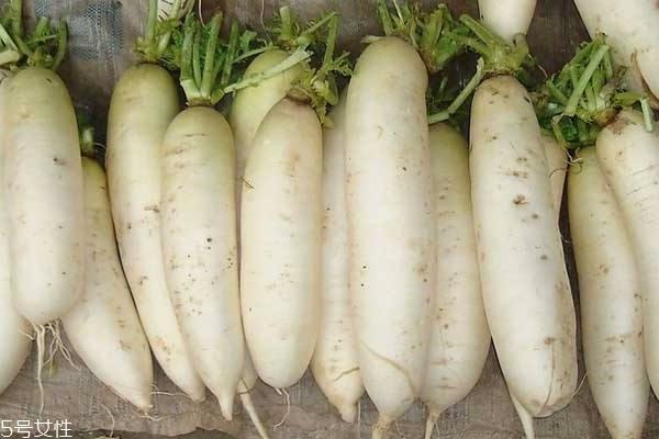 白萝卜可以和土豆一起吃吗 两者没有冲突