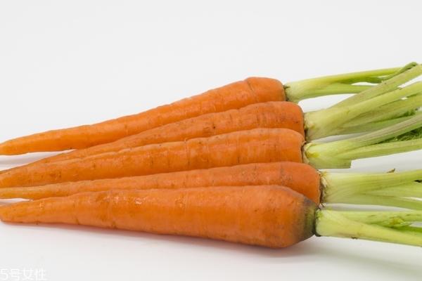 胡萝卜为什么叫胡萝卜 因为这个原因