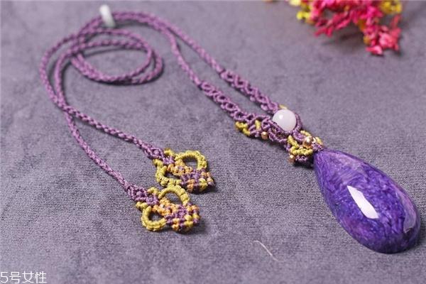 紫龙晶适合什么人戴 对事业和身体都有帮助