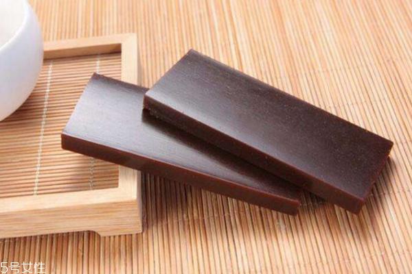 正宗阿胶是什么形状 优质阿胶都是规整长方形