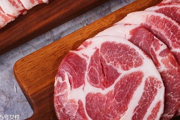五花肉为什么要焯水 为了口感更好