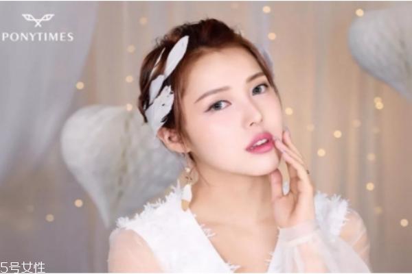 韩国纯彩绘,纯彩妆教程