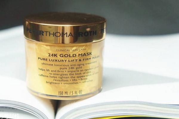 彼得罗夫黄金面膜适合什么肤质年龄 高端大气上档次