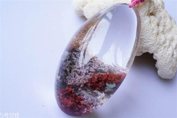 红幽灵水晶真假辨别 肉眼即可看出