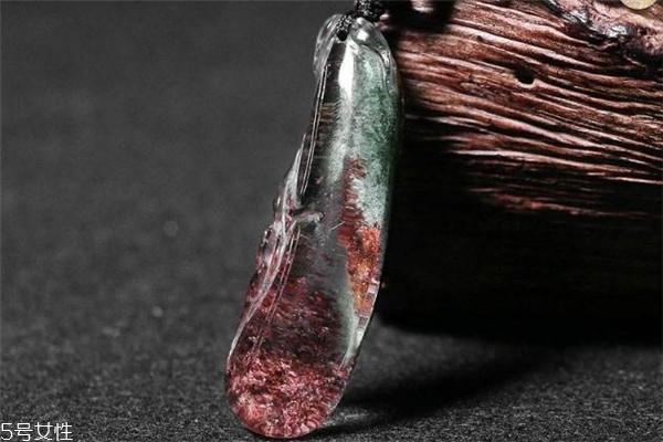 红幽灵水晶价格 要看具体品种
