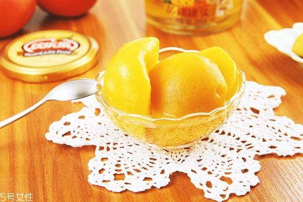 黄桃能放多久 看怎么保存